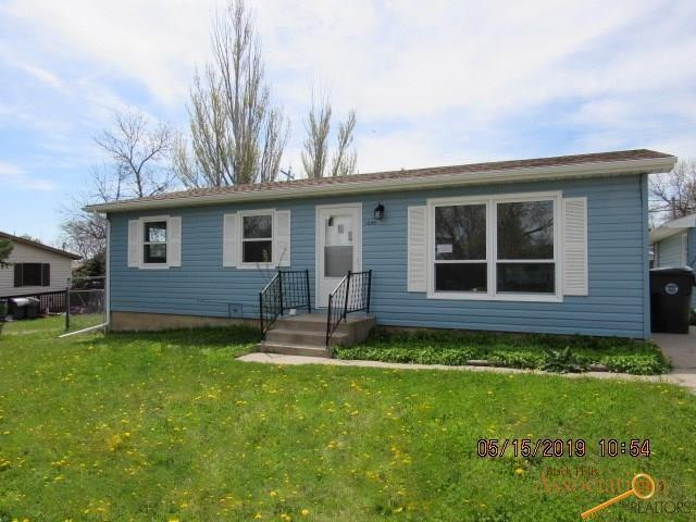 1506 Brentwood, Rapid City, SD 57701 (MLS #143991) :: Dupont Real Estate Inc.