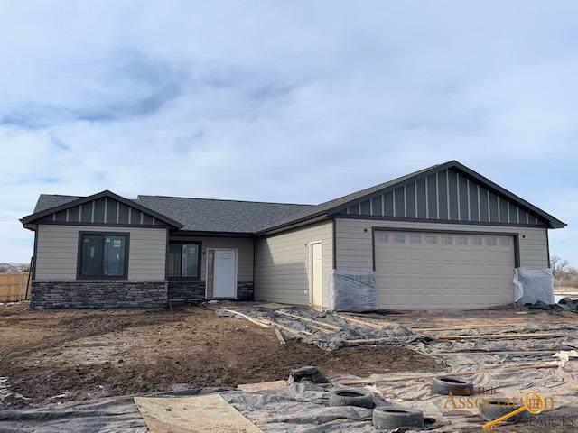 3031 Hazelnut Ln, Rapid City, SD 57703 (MLS #145150) :: Christians Team Real Estate, Inc.