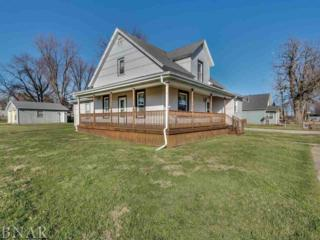 202 E Franklin, Downs, IL 61736 (MLS #2170819) :: Berkshire Hathaway HomeServices Snyder Real Estate
