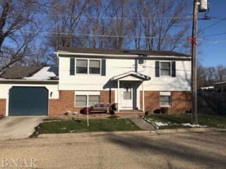 203 N Poland, Heyworth, IL 61745 (MLS #2170911) :: Berkshire Hathaway HomeServices Snyder Real Estate