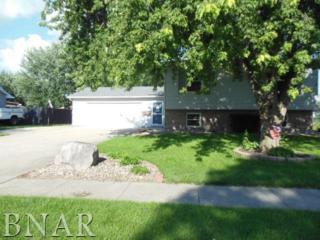 605 N Washington, Hudson, IL 61748 (MLS #2171361) :: Berkshire Hathaway HomeServices Snyder Real Estate
