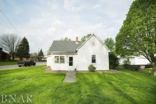 202 Newell, Heyworth, IL 61745 (MLS #2171557) :: Berkshire Hathaway HomeServices Snyder Real Estate