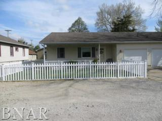 103 E Clark St, Pontiac, IL 61764 (MLS #2171573) :: The Jack Bataoel Real Estate Group