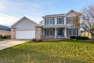1102 Wakefield, Heyworth, IL 61745 (MLS #2170950) :: Berkshire Hathaway HomeServices Snyder Real Estate