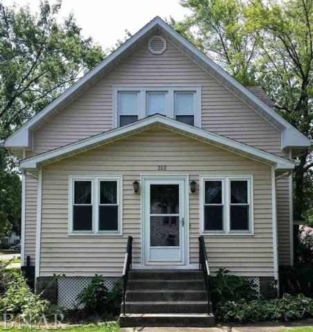202 W Martin, Forrest, IL 61741 (MLS #2163055) :: Janet Jurich Realty Group