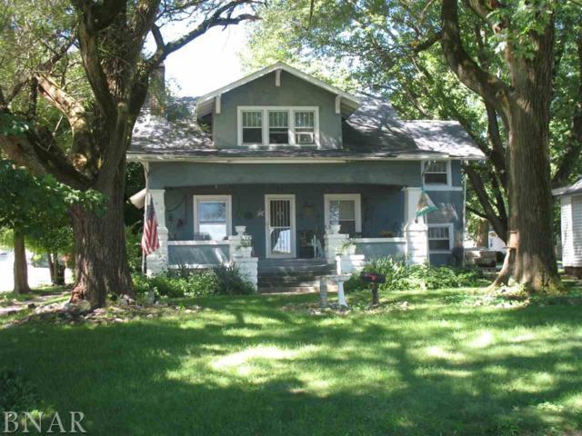 301 N Henderson, Kenney, IL 61749 (MLS #2163448) :: BNRealty