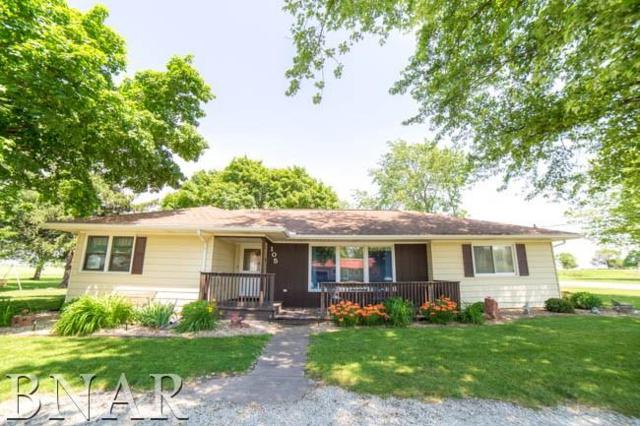 105 Vermillion, Lexington, IL 61753 (MLS #2170727) :: The Jack Bataoel Real Estate Group