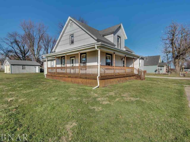 202 E Franklin, Downs, IL 61736 (MLS #2170819) :: The Jack Bataoel Real Estate Group
