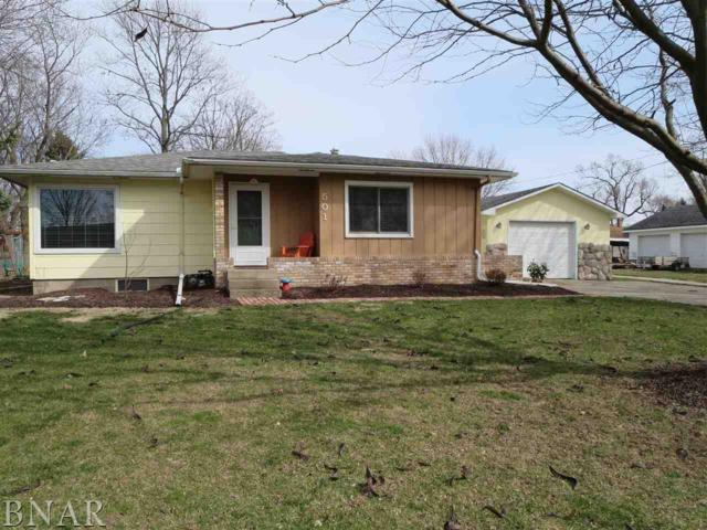 501 N Grove, Colfax, IL 61728 (MLS #2170863) :: Janet Jurich Realty Group