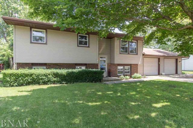 129 Hilton, Lexington, IL 61753 (MLS #2171194) :: The Jack Bataoel Real Estate Group