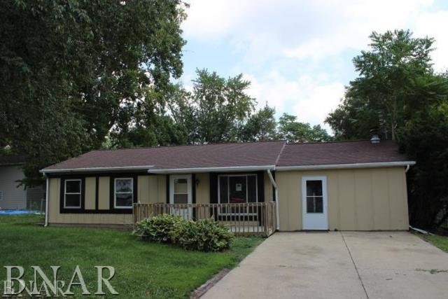 102 S Taylor, Towanda, IL 61776 (MLS #2171349) :: The Jack Bataoel Real Estate Group