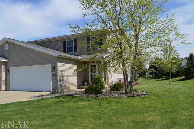 209 Prairie Ridge, Lexington, IL 61753 (MLS #2171462) :: The Jack Bataoel Real Estate Group