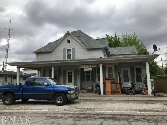 103 S West, Lexington, IL 61753 (MLS #2171579) :: The Jack Bataoel Real Estate Group