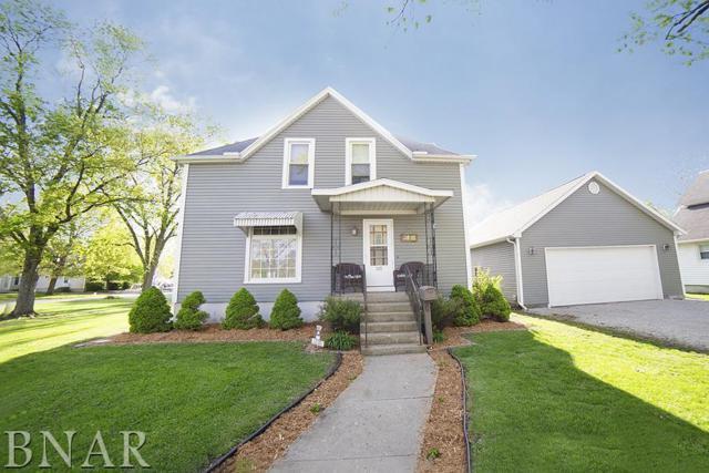207 Pine, Lexington, IL 61753 (MLS #2171597) :: The Jack Bataoel Real Estate Group