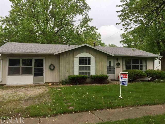1606 Arrowhead, Bloomington, IL 61704 (MLS #2171632) :: BNRealty