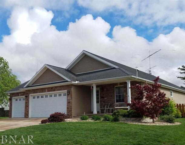 1104 Wakefield, Heyworth, IL 61745 (MLS #2171681) :: Berkshire Hathaway HomeServices Snyder Real Estate