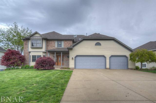 3106 Wisteria, Bloomington, IL 61704 (MLS #2171797) :: BNRealty