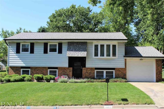 1802 Hoover Dr., Normal, IL 61761 (MLS #2172182) :: BNRealty
