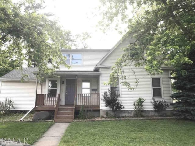 110 N Lee Street, Lexington, IL 61753 (MLS #2172183) :: The Jack Bataoel Real Estate Group
