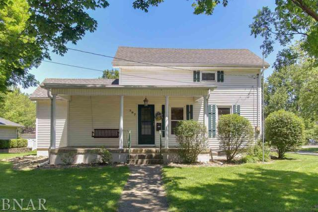397 E 2nd, El Paso, IL 61738 (MLS #2172196) :: The Jack Bataoel Real Estate Group