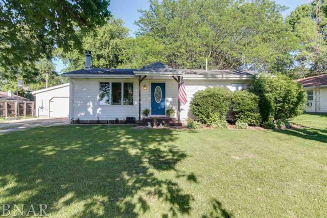 203 S Josephine, Atlanta, IL 61723 (MLS #2172242) :: The Jack Bataoel Real Estate Group
