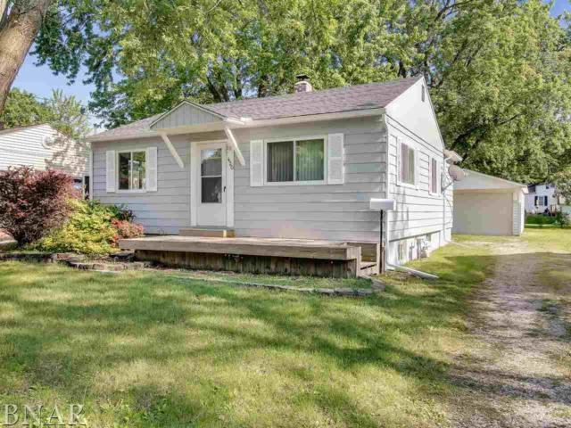 420 E Fourth St, El Paso, IL 61738 (MLS #2172278) :: Janet Jurich Realty Group