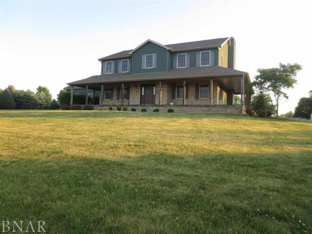 122 Dancer, Heyworth, IL 61745 (MLS #2172315) :: Janet Jurich Realty Group