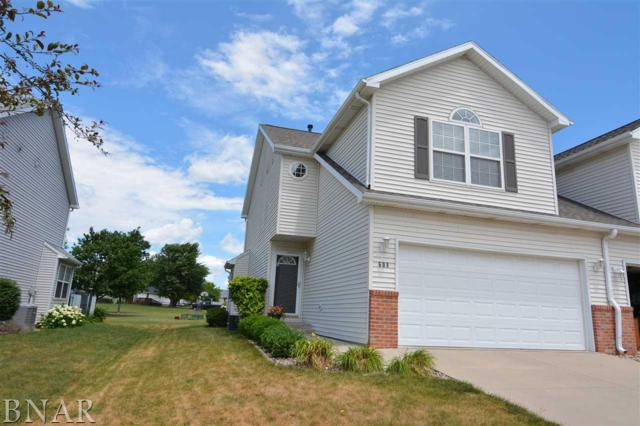 608 Wildberry, Normal, IL 61761 (MLS #2172432) :: BNRealty