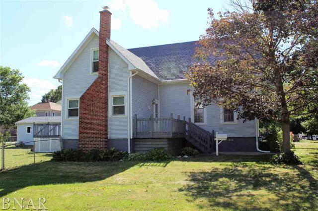 314 E Morgan, Mount Pulaski, IL 62548 (MLS #2172454) :: BNRealty
