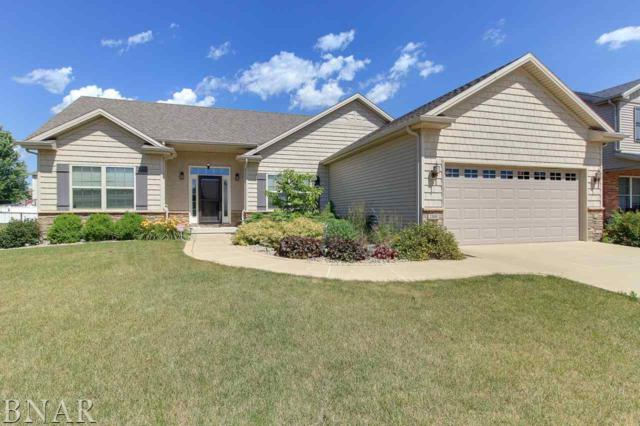 1306 Shaunessey Dr., Bloomington, IL 61704 (MLS #2172491) :: Janet Jurich Realty Group