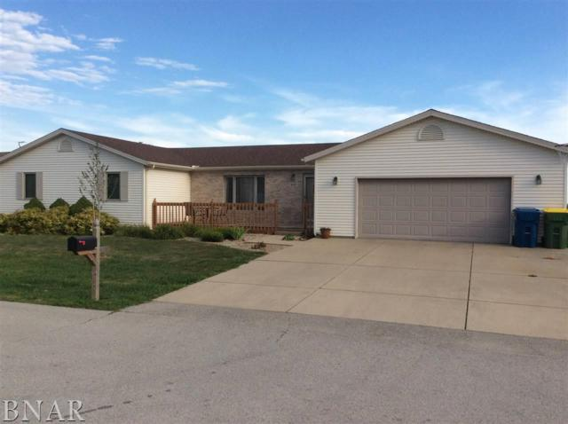 907 Hollie Drive, Heyworth, IL 61745 (MLS #2172499) :: Janet Jurich Realty Group