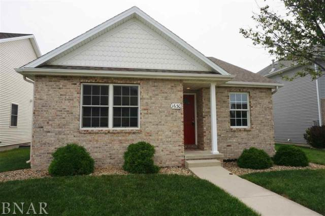 1630 Belclare, Normal, IL 61761 (MLS #2172540) :: The Jack Bataoel Real Estate Group
