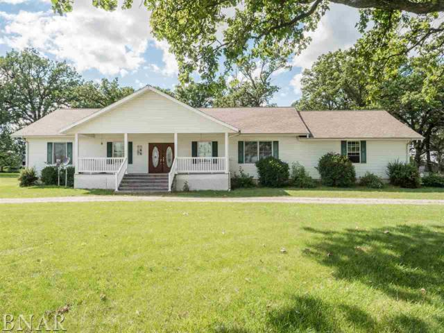 11043 N 1300 East Road, Chenoa, IL 61726 (MLS #2172549) :: The Jack Bataoel Real Estate Group