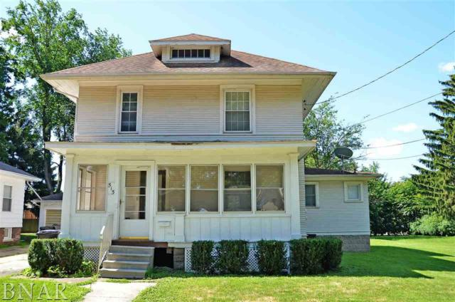 515 W Hovey, Normal, IL 61761 (MLS #2172562) :: Berkshire Hathaway HomeServices Snyder Real Estate