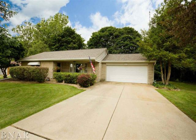 1022 Maple Hill, Bloomington, IL 61705 (MLS #2172585) :: Berkshire Hathaway HomeServices Snyder Real Estate