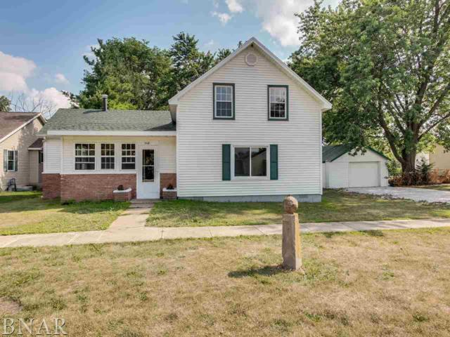 348 E Jefferson, El Paso, IL 61738 (MLS #2172933) :: Janet Jurich Realty Group