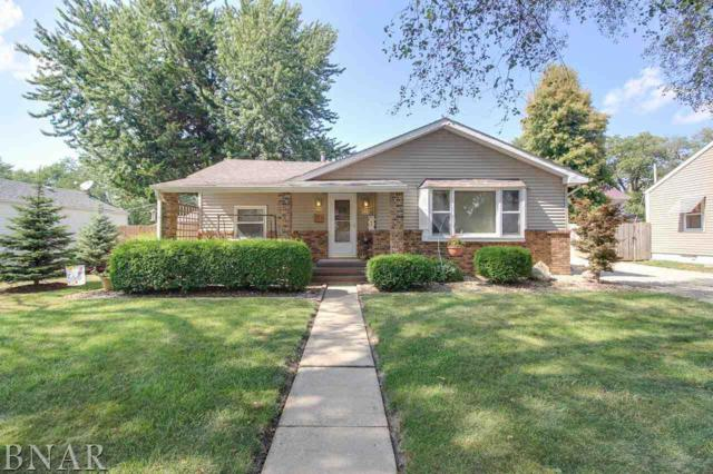 404 E Cleveland, Heyworth, IL 61745 (MLS #2172944) :: The Jack Bataoel Real Estate Group