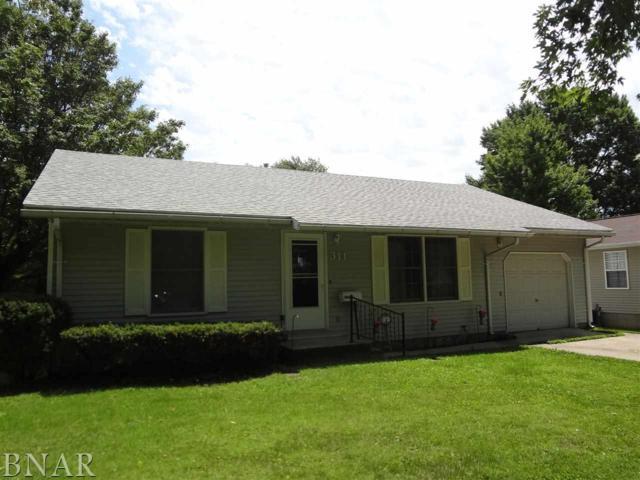 311 S Vine, Mount Pulaski, IL 62548 (MLS #2172963) :: BNRealty