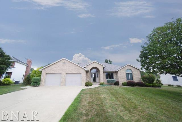 111 Meadow Creek, Lexington, IL 61753 (MLS #2173000) :: The Jack Bataoel Real Estate Group
