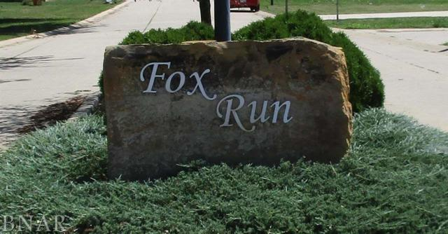 Lot #13 Fox Run Court, Leroy, IL 61752 (MLS #2173094) :: Berkshire Hathaway HomeServices Snyder Real Estate