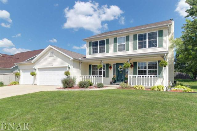 1116 Pine Meadows Ct, Normal, IL 61761 (MLS #2173177) :: The Jack Bataoel Real Estate Group