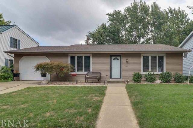 310 Columbia, Normal, IL 61761 (MLS #2173239) :: Jacqui Miller Homes