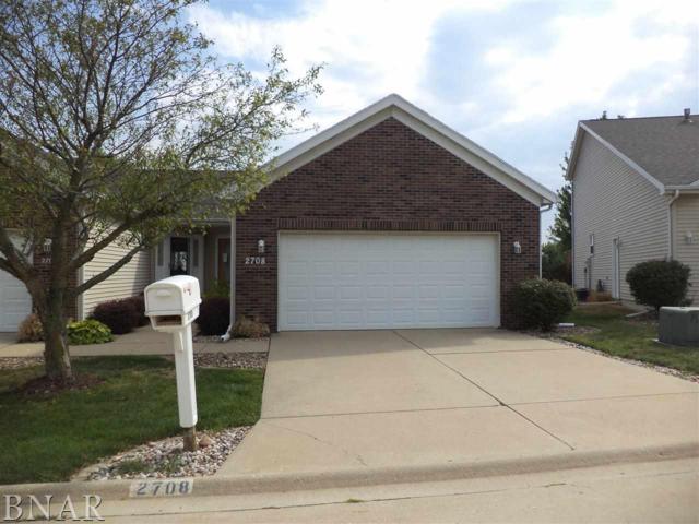 2708 Westbrook Ct, Bloomington, IL 61705 (MLS #2173251) :: Janet Jurich Realty Group