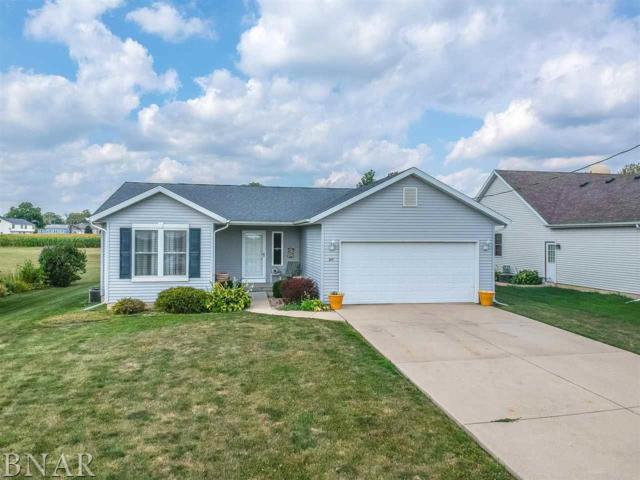 377 E Clay St, El Paso, IL 61738 (MLS #2173274) :: Janet Jurich Realty Group