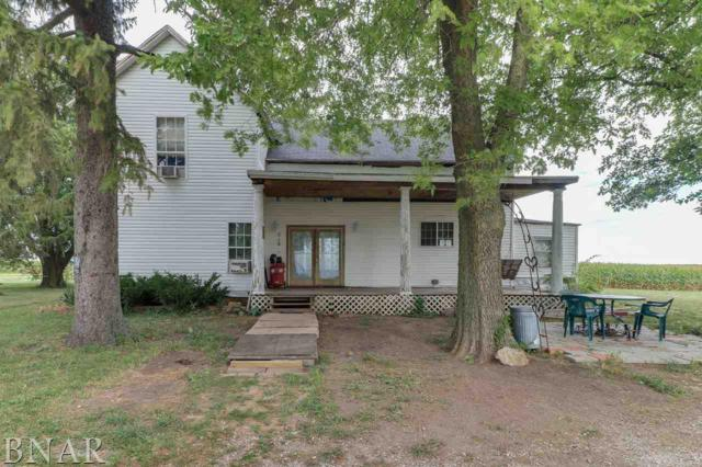 34763 E 1800 North, Colfax, IL 61728 (MLS #2173289) :: Janet Jurich Realty Group