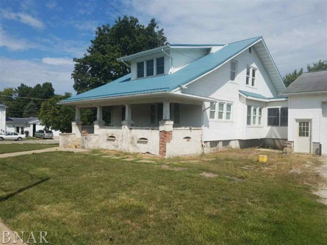 502 E Main Street, Heyworth, IL 61745 (MLS #2173340) :: The Jack Bataoel Real Estate Group