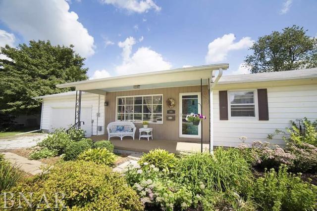 345 S Elm, El Paso, IL 61738 (MLS #2173401) :: The Jack Bataoel Real Estate Group