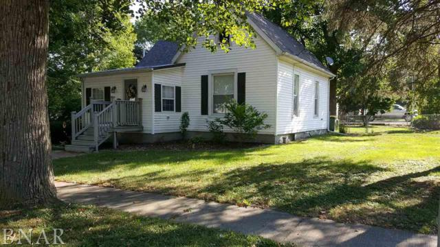 206 S Walnut, Heyworth, IL 61745 (MLS #2173589) :: The Jack Bataoel Real Estate Group