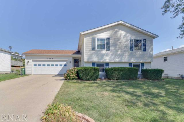 707 Tomahawk, Heyworth, IL 61745 (MLS #2173615) :: The Jack Bataoel Real Estate Group
