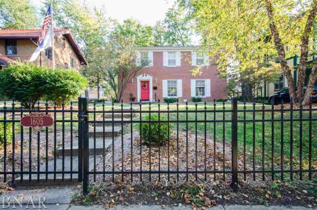 1605 E Washington, Bloomington, IL 61701 (MLS #2173697) :: Berkshire Hathaway HomeServices Snyder Real Estate